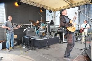 Schurenbachhalde Die Band